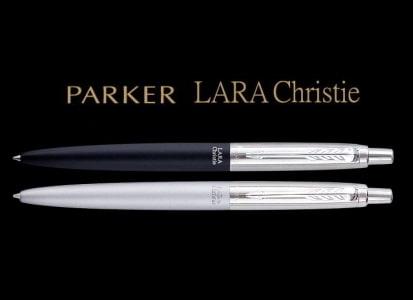パーカー×ララクリスティー ボールペン